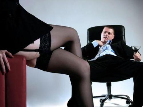 sexo y trabajo